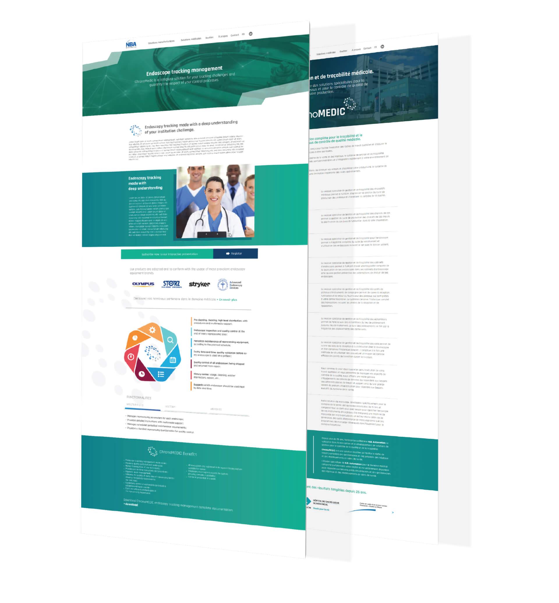 site web nbautomation